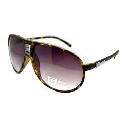 """Okulary przeciwsłoneczne męskie: Okulary przeciwsłoneczne """"GGU-2031 MTO-36"""" w kolorze brązowym"""