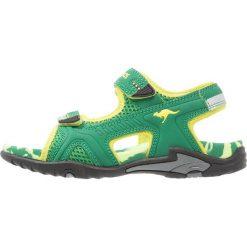 KangaROOS SINCLAIR II Sandały trekkingowe simply green/lime. Niebieskie sandały chłopięce marki KangaROOS. Za 149,00 zł.
