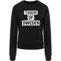 Tiger of Sweden ERIKA Bluza black. Czarne bluzy rozpinane damskie Tiger of Sweden, l, z bawełny. Za 539,00 zł.