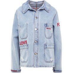 Each x Other Kurtka jeansowa lightblue denim. Niebieskie bomberki damskie Each x Other, s, z bawełny. W wyprzedaży za 1043,60 zł.