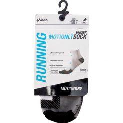Skarpetki męskie: Skarpety Wysokie Unisex ASICS - Running Motion Sock 130884  Real White 0001