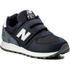 Trampki chłopięce: Sneakersy NEW BALANCE – YV574D4 Granatowy