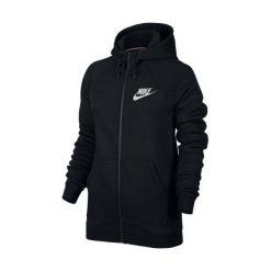 BLUZA NIKE MĘSKA SPORTSWEAR RALLY 855409 010. Czarne bluzy męskie Nike, m. Za 229,00 zł.