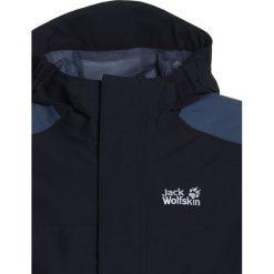 Jack Wolfskin OAK CREEK JACKET Kurtka przeciwdeszczowa night blue. Czarne kurtki chłopięce przeciwdeszczowe marki Jack Wolfskin, l, z poliesteru, z kapturem. Za 299,00 zł.