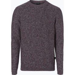Swetry męskie: Jack & Jones – Sweter męski – Ruber, czerwony