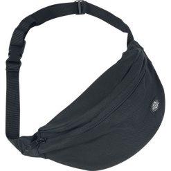 Dickies High Island Torba na pas czarny. Czarne torebki klasyczne damskie Dickies, w paski, duże. Za 99,90 zł.
