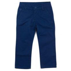 Chinosy chłopięce: Primigi Spodnie Chłopięce 110 Ciemnoniebieski