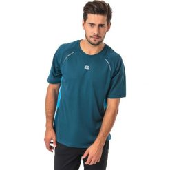 IQ Koszulka Tanat Majolica Blue/Diva Blue r. M. Szare t-shirty męskie marki IQ, l. Za 53,06 zł.