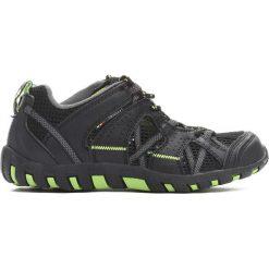 Buty dziecięce: Czarno-Zielone Buty Sportowe Only Emotion
