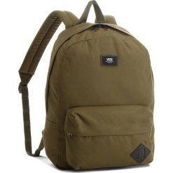 Plecak VANS - Old Skool II Back VN000ONIKCZ  Grape Lea. Szare plecaki męskie marki Vans, z gumy, na sznurówki. W wyprzedaży za 119,00 zł.