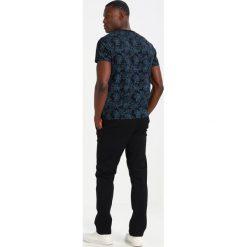 Spodnie męskie: Sisley Spodnie materiałowe black