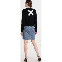 Bluzy rozpinane damskie: Tigha MARISSA Bluza black