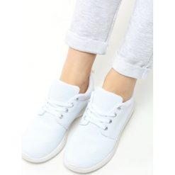Buty sportowe damskie: Białe Buty Sportowe Seel