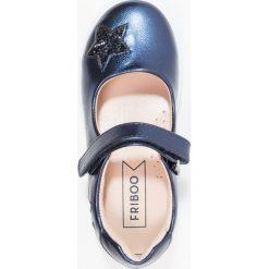 Baleriny dziewczęce: Friboo Baleriny z zapięciem dark blue