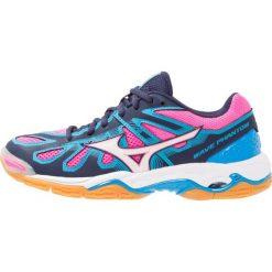 Buty sportowe damskie: Mizuno WAVE PHANTOM  Obuwie do piłki ręcznej peacoat/white/diva blue