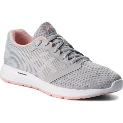 Buty ASICS - Patriot 10 1012A117 Mid Grey/Frosted Rose 020. Szare buty do biegania damskie marki Asics, z materiału. W wyprzedaży za 189,00 zł.