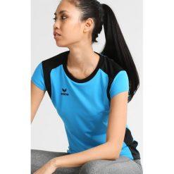 Erima RUBI Tshirt z nadrukiem curacao/black. Niebieskie t-shirty damskie Erima, z nadrukiem, z elastanu. Za 129,00 zł.