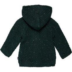 Imps&Elfs BABY CARDIGAN HOODY LONG SLEEVE Kardigan winter green. Zielone swetry dziewczęce Imps&Elfs, z bawełny. W wyprzedaży za 137,40 zł.