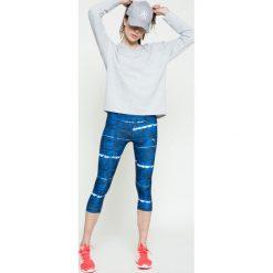 Puma - Bluza. Szare bluzy z nadrukiem damskie Puma, l, z bawełny, bez kaptura. W wyprzedaży za 99,90 zł.