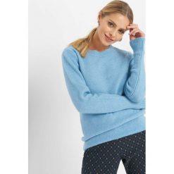 Puszysty sweter. Brązowe swetry klasyczne damskie marki Orsay, s, z dzianiny. Za 79,99 zł.