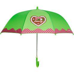 Parasole: Parasol w kolorze zielono-czerwonym