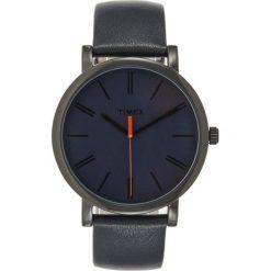 Timex ORIGINALS OVERSIZED Zegarek allblack. Czarne, analogowe zegarki damskie Timex. Za 299,00 zł.