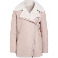 Płaszcze damskie pastelowe: Club Monaco TALIA COAT Płaszcz zimowy oyster