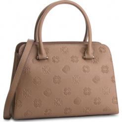 Torebka WITTCHEN - 87-4E-423-9 Brązowy. Brązowe torebki klasyczne damskie marki Wittchen, ze skóry, bez dodatków. W wyprzedaży za 459,00 zł.
