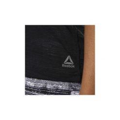 T-shirty z krótkim rękawem Reebok Sport  Koszulka Burnout. Czarne bluzki sportowe damskie Reebok Sport, l, z krótkim rękawem. Za 149,00 zł.