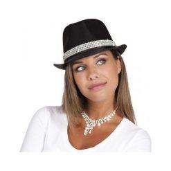 Kapelusz damski glamour. Różowe kapelusze damskie marki ASTER. Za 36,33 zł.
