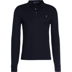 Bluzki damskie: Polo Ralph Lauren SLIM FIT Koszulka polo black