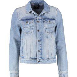 Kurtki męskie bomber: Burton Menswear London HARRY  Kurtka jeansowa blue