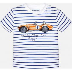 T-shirty męskie z nadrukiem: Mayoral – T-shirt dziecięcy 68-98 cm.