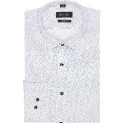 Koszula versone 5002a długi rękaw slim fit biały. Szare koszule męskie slim marki Recman, na lato, l, w kratkę, button down, z krótkim rękawem. Za 139,00 zł.