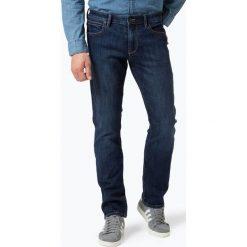 Odzież: BOSS Casual - Jeansy męskie – Orange24, niebieski