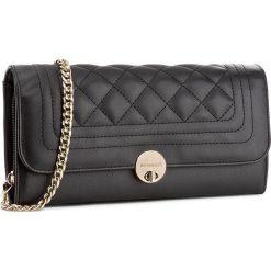 Torebka MONNARI - PUR0760-020 Black. Czarne torebki klasyczne damskie Monnari, ze skóry ekologicznej. W wyprzedaży za 129,00 zł.