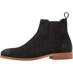 KIOMI Botki black. Czarne buty zimowe męskie KIOMI, z materiału, klasyczne. Za 379,00 zł.