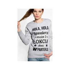 Bluzy rozpinane damskie: Bluza Hola Hola