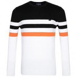 Paul Parker Sweter Męski Xxl Biały. Białe swetry klasyczne męskie marki INESIS, m, z bawełny, z długim rękawem. Za 189,00 zł.