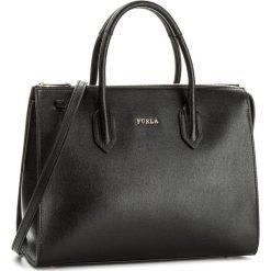 Torebka FURLA - Pin 942261 B BMJ9 B30 Onyx. Czarne torebki klasyczne damskie marki Furla. Za 1059,00 zł.
