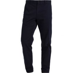 Chinosy męskie: Sisley Spodnie materiałowe dark blue