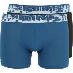 DIM 2 PACK Panty bleu minuit/noir. Niebieskie bokserki męskie DIM, z elastanu. Za 129,00 zł.