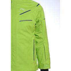 Kjus FORMULA Kurtka narciarska lime green. Niebieskie kurtki chłopięce sportowe marki bonprix, z kapturem. W wyprzedaży za 846,75 zł.