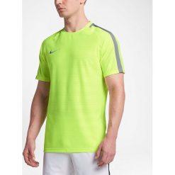 Nike Koszulka męska Dry SQD Top SS DN żółta r. S (844376 702). Żółte koszulki sportowe męskie Nike, m. Za 79,00 zł.