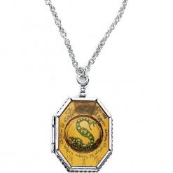 Harry Potter Horkrux Naszyjnik srebrny. Szare naszyjniki damskie Harry Potter, srebrne. Za 121,90 zł.