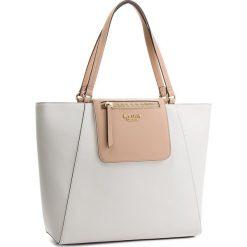 Torebka MY TWIN - Shopping RS8TCP Bic.Ottic 02415. Białe torebki klasyczne damskie My Twin, ze skóry ekologicznej, duże. W wyprzedaży za 379,00 zł.
