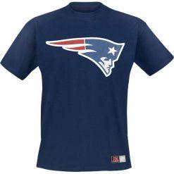 T-shirty męskie: NFL New England Patriots T-Shirt niebieski