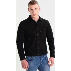Kurtki męskie bomber: Levi's® Line 8 TRUCKER Kurtka jeansowa classic black