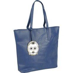 Star Wars Loungefly - R2-D2 Torebka - Handbag niebieski. Niebieskie torebki klasyczne damskie Star Wars, z motywem z bajki. Za 164,90 zł.