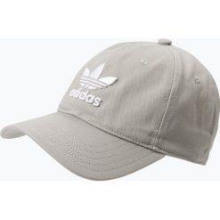 Adidas Originals - Męska czapka z daszkiem – Trefoil, szary. Szare czapki męskie adidas Originals. Za 89,95 zł.